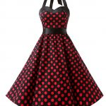 vestidos rockabilly