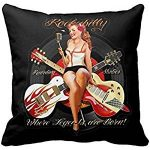 almohadas rockabilly
