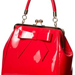 Apparel americano vintage 50s ROCKABILLY BRILLANTE BOLSO