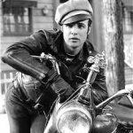 Marlon Brando - Chaqueta de cuero