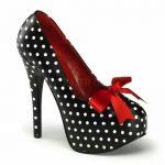 zapatos rockabilly mujer