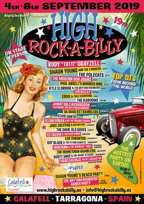 HIGH ROCKABILLY FESTIVAL 2019