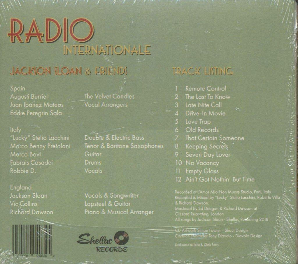 Radio Internationale (CD rear cover)