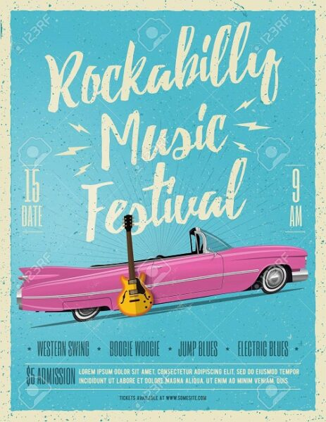 FESTIVALES ROCKABILLY